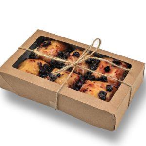 Пахлава с грецким орехом и смородиной